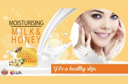 TOP HEALTH Imperial Leather Milk & Honey