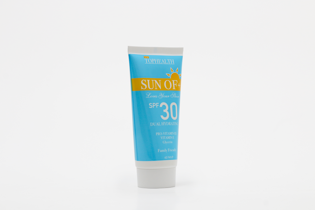 Sunscreen SUNOff TOP HEALTH